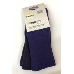 Purple Football / Hockey Socks - Magic-Pro