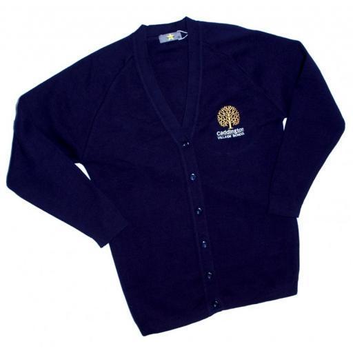 Caddington Village Knitted Cardigan