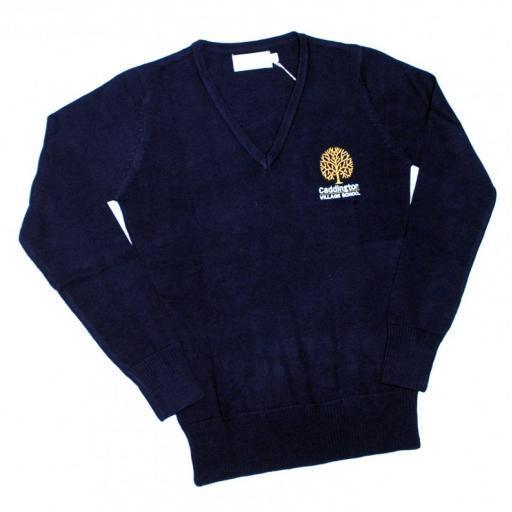 Caddington Village Knitted Jumper (Russell)