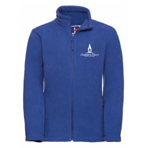 Clophill St Mary's Fleece Jacket