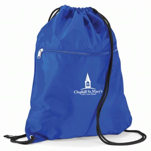 Clophill St Mary's P.E. Bag