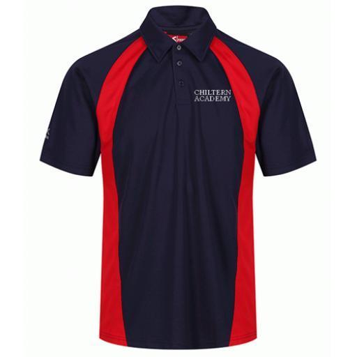 Chiltern Academy P.E. Sports Polo Shirt - Standard Fit