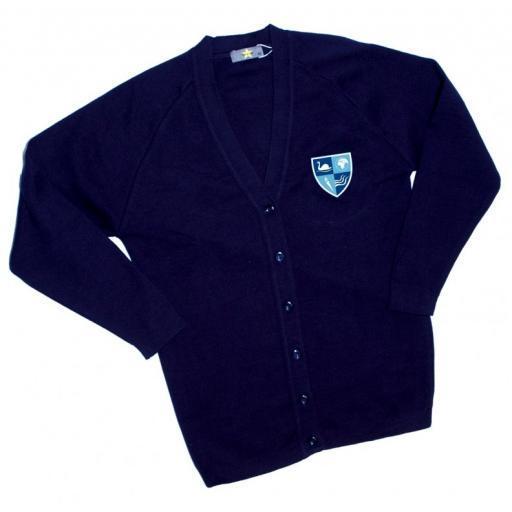 Great Denham Knitted Cardigan