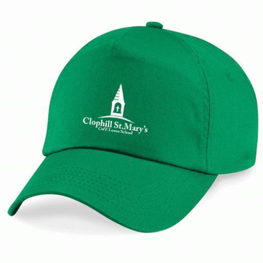 CSM Baseball Cap - Green.jpg