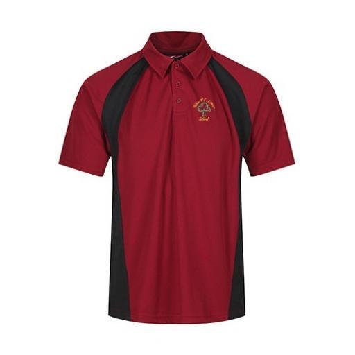 Silsoe Lower P.E. Sports Polo Shirt
