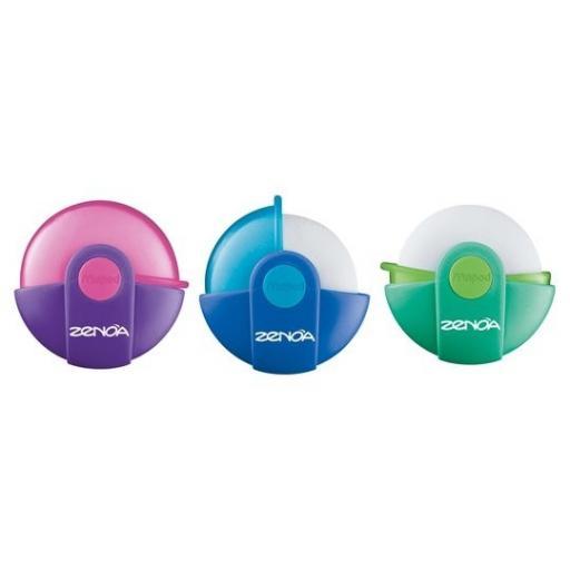 Maped® Zenoa Eraser - Assorted Colours