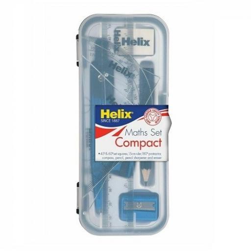 Helix® Compact Maths Set