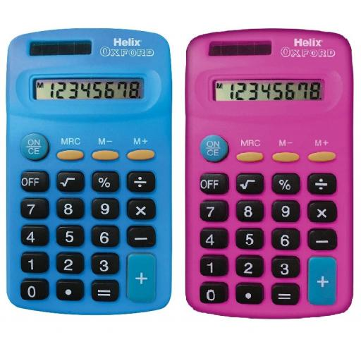 Helix® Oxford Basic Calculator