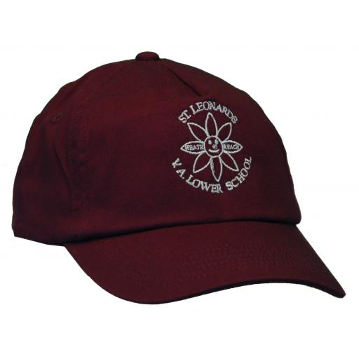 St Leonard's Baseball Cap