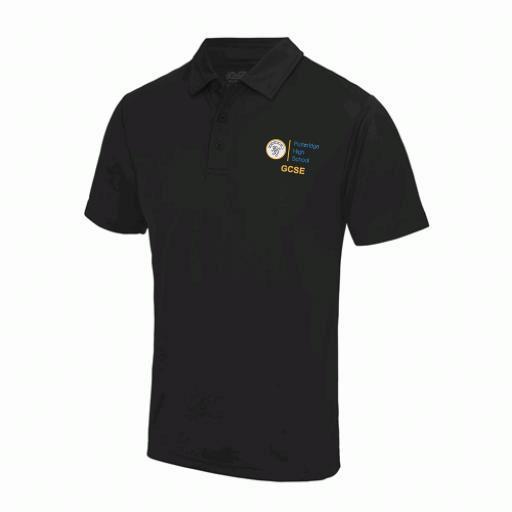 Putteridge High GCSE P.E. Polo Shirt