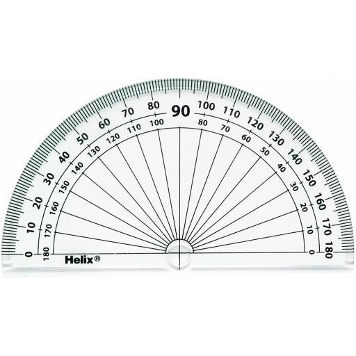 Helix® 180º Protractor