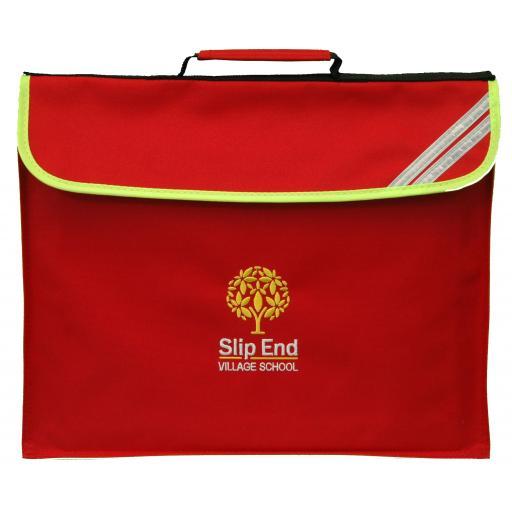 Slip End Village Book Bag