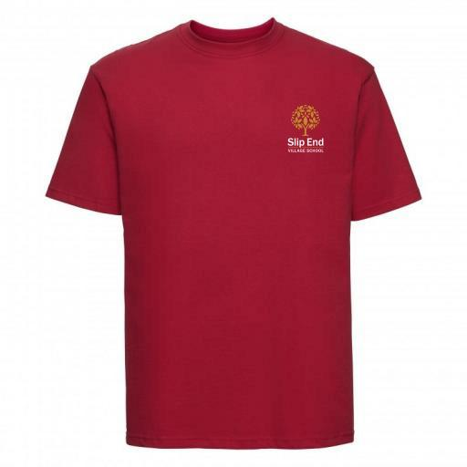 Slip End Village P.E. T-Shirt