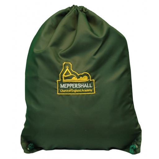 Meppershall Academy P.E. Bag