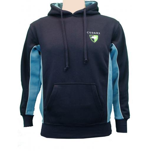 Cedars Upper P.E. Hooded Sweatshirt