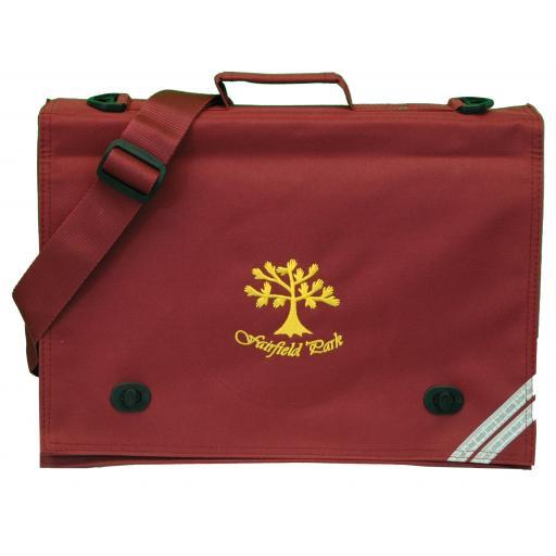 Fairfield Park Document Style Book Bag