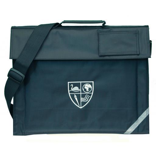 Great Denham Book Bag with Strap