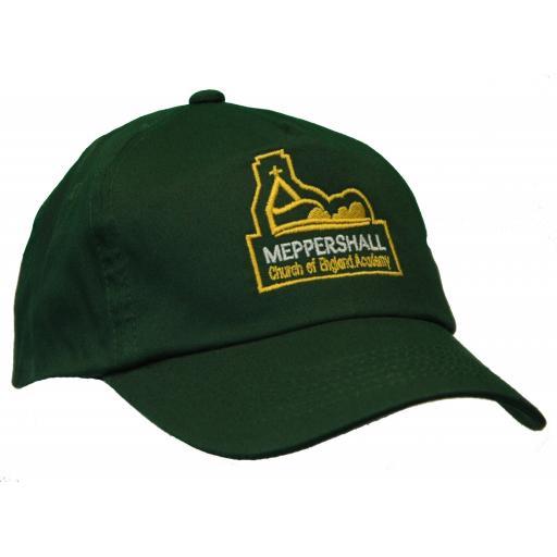 Meppershall Academy Baseball Cap