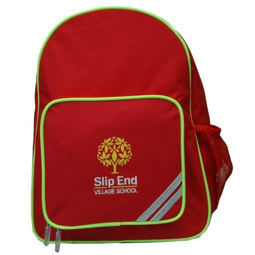 Slip End Village Infant Backpack