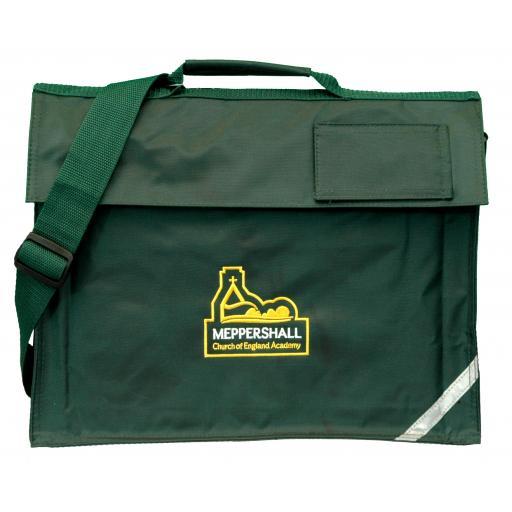 Meppershall Academy Book Bag