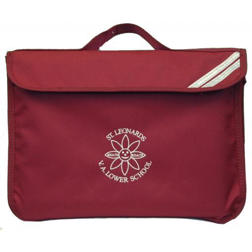 St Leonard's Book Bag
