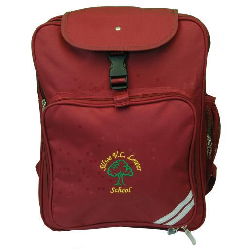 Silsoe Lower Junior Backpack
