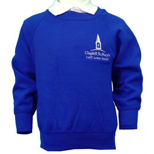 Clophill St Mary's Sweatshirt