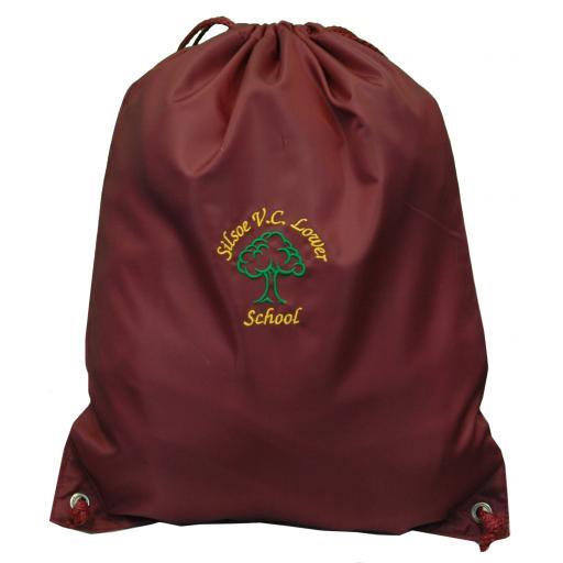 Silsoe Lower P.E. Bag