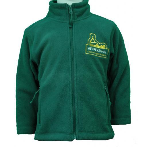 Meppershall Academy Fleece Jacket