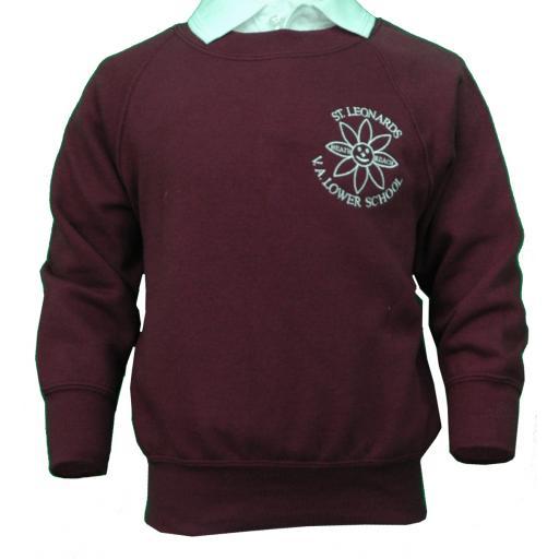 St Leonard's Sweatshirt