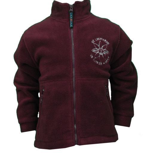 St Leonard's Fleece Jacket