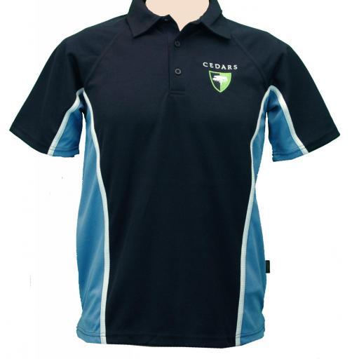 Cedars Upper P.E. Polo Shirt