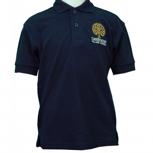 Caddington Village P.E. Polo Shirt