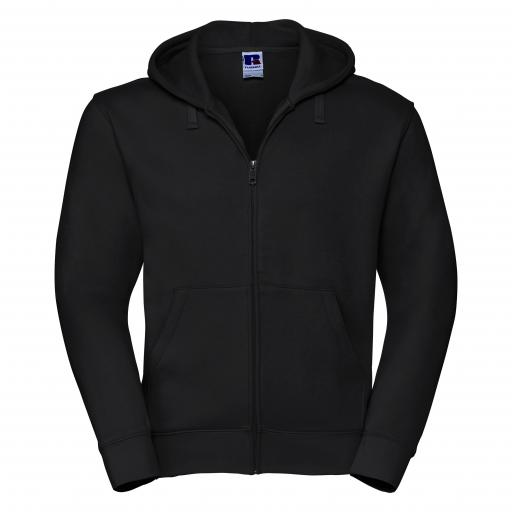 Fairfield STAFF - Zipped Hooded Sweatshirt