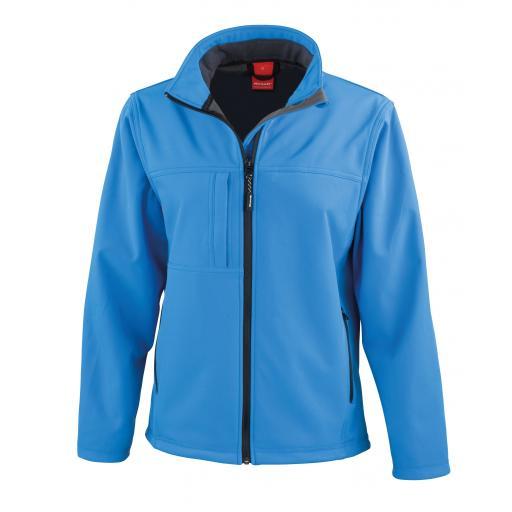 CLT Ladies Fit Softshell Jacket